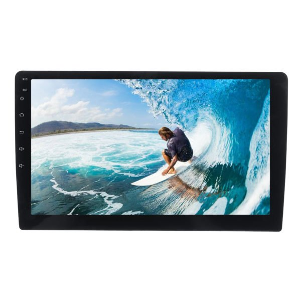 9 Inch 2 DIN 1+16G Car MP5 Player Quad Core Stereo Radio IPS Touch Screen bluetooth DAB DVR 1