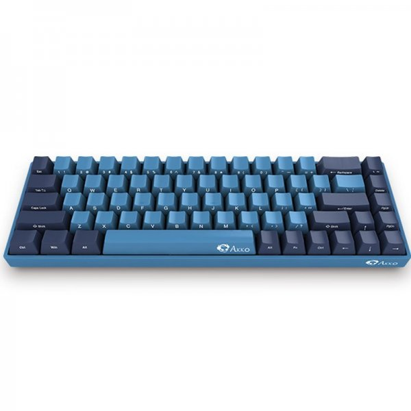 AKKO 3068 SP Ocean Star 68 Keys Cherry Switch Side Printed USB 2.0 Type-C Wired Mechanical Gaming Keyboard 1
