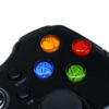 RAPOO V600S 2.4G Wireless Vibration Game Controller Joystick for PlayStation PS3 Android Windows PC 6