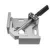 Drillpro Aluminum Alloy 90 Degree Right Angle Clamp Single Handle Corner Frame Clamp Clip Woodworking Tools 2