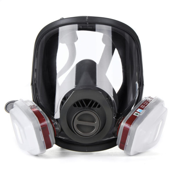 15 in 1 Full Face Gas Mask Facepiece Respirator Painting Spraying Mask 6800 Dust 1
