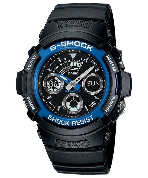 Casio G-Shock Mens Watch AW-591-2A AW-591-2ADR