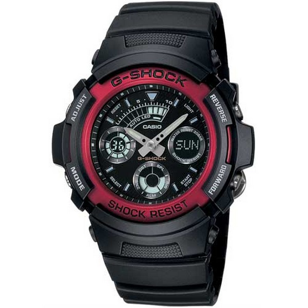 Casio G-Shock Mens Watch AW-591-4A AW-591-4ADR