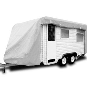 Caravan Cover with zip 20-23 ft