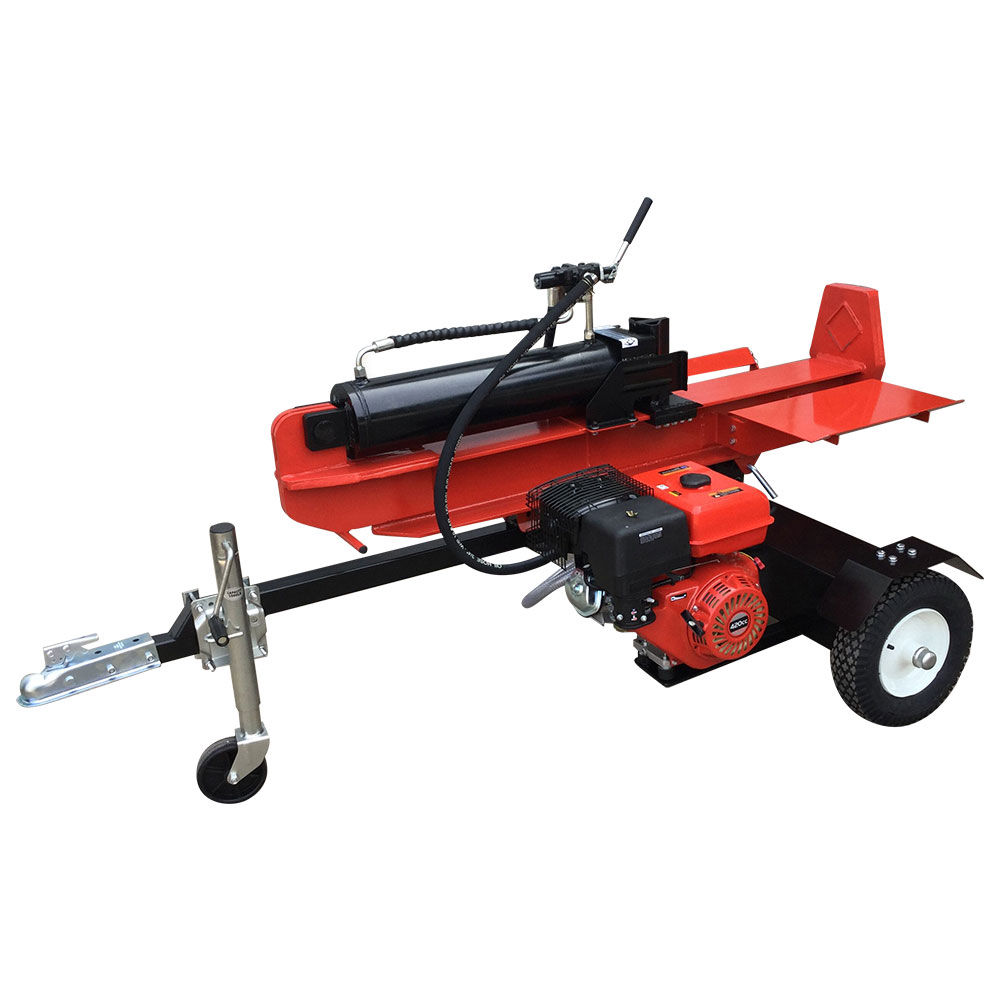 85 Ton Petrol Log Splitter Wood Cutter Axe Block