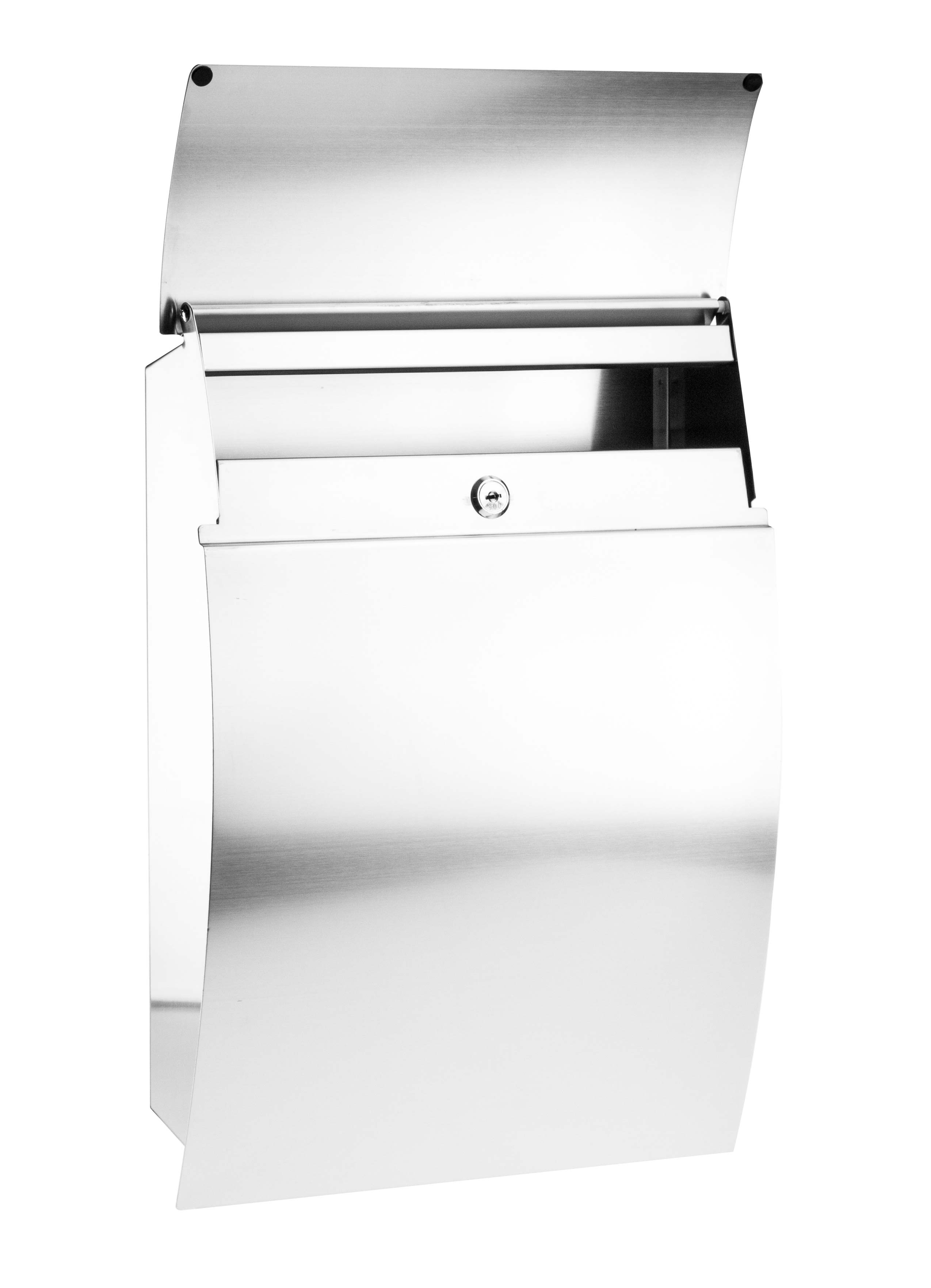 Mail Box Letter Parcel Stainless Steel - City Elite