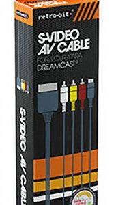 AV Cable Sega Dreamcast