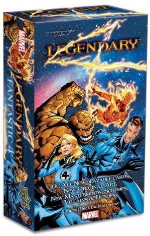Marvel Legendary DBG - Fantastic Four Expansion