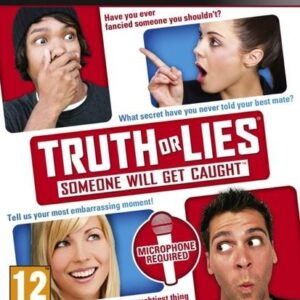 PS3 Truth or Lies (Game Only)