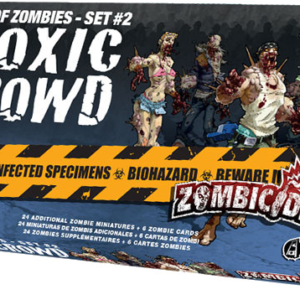 Zombicide: Toxic Crowd - Box of Zombies set 2