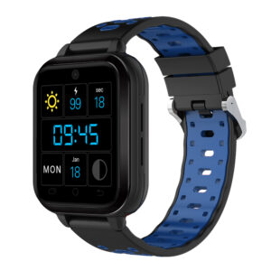 FINOW Q2 4G 1+16G GPS WIFI 2.0MP HD Camera Smart Watch Phone 1.54in Color Screen IP67 Waterproof Heart Rate Monitor Sports Fitness Bracelet