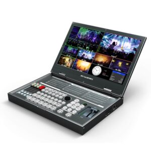 AVMATRIX PVS0615 Multi-Format Video Switcher Portable Mixer