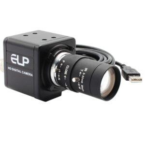 4K High Resolution 3840x2160 30fps Sony IMX317 Sensor HD USB Webcam Camera with Manual Zoom Varifocal lens for document scanning