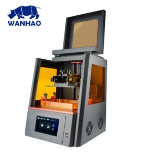 2019 newest WANHAO D8 Resin Jewelry Dental 3D Printer WANHAO duplicator 8 dlp sla LCD 3d printer machine free shipping with wifi