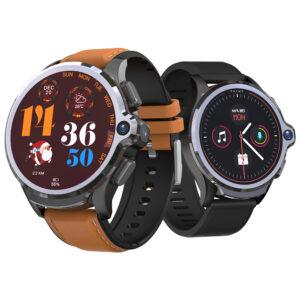 [Face Unlock]Kospet Prime SE 4G-LTE 1G+16G Watch Phone Dual Cameras 1260 mAh GPS+GLONASS+A-GPS Smart Watch