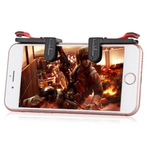 M24 Phone Gamepad Trigger Fire Button Aim Key Joystick Smartphone Tablet Gaming L1R1 Shooter Controller