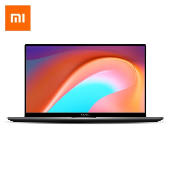 Xiaomi RedmiBook 16 16.1-inch FHD Laptop R5 8-core 16GB 512GB 100% sRGB 46Wh Battery 12h Endurance