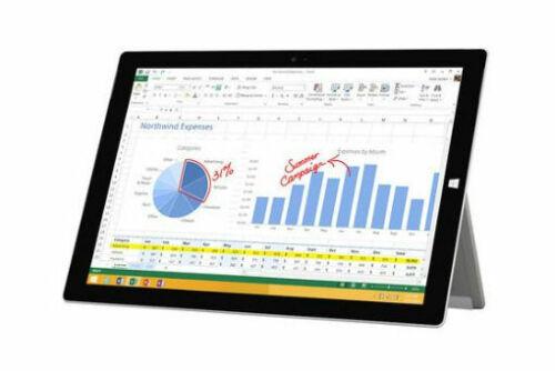 Microsoft Surface Pro 3 64GB, Wi-Fi, 10.8 in - Silver