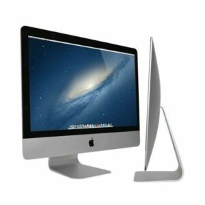 "Apple iMac A1418 21.5"" Late 2013 Intel i5-4570R @2.7 8GB 1TB FHD Iris Catalina"