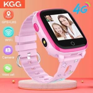 Waterproof Kids Smart watch 4G