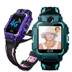 4G Kids Smart Watch GPS+WiFi+LBS Location