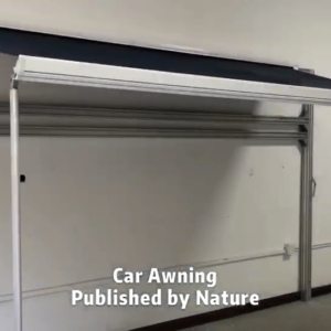 Car side retractable rv and jeep car awning for camping
