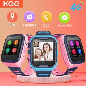 Kids Smart Watch Kids 4G Wifi GPS Tracker
