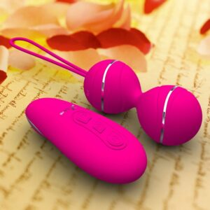 7 Speed Remote Control Kegel Ball Vaginal Tight Exercise Vibrating Eggs