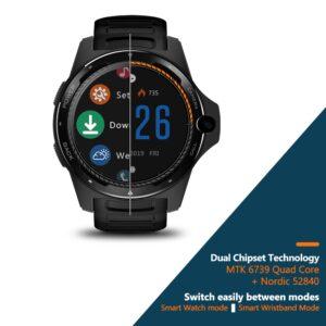 Zeblaze THOR 5 Dual System Hybrid 4G Smartwatch