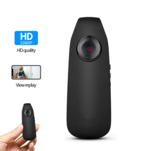 Mini Camera Full HD 1080P Wearable Body Bike Camcorder Micro Camera
