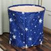 65x70cm Portable Bathtub Water Tub Folding PVC Adult Spa Bath Bucket Indoor Home Bathtub