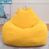 Gamer Bean Bag Chairs Gaming Seat Sofa Cover Indoor For Adults Kids Lazy Sofa Bag