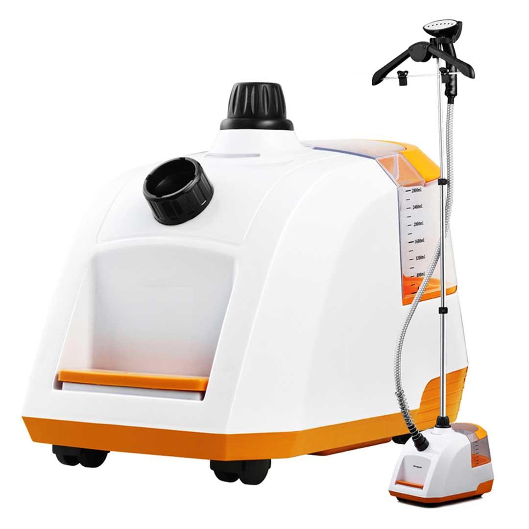 SOGA 80min Professional Commercial Garment Steamer Portable Cleaner Steam Iron White