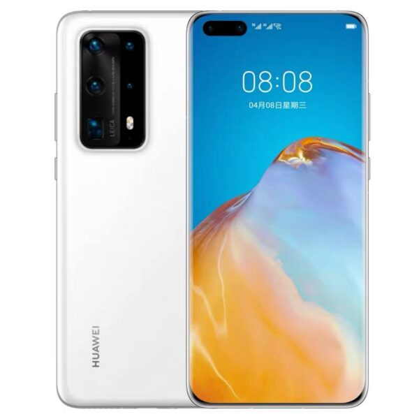 Huawei P40 Pro+ 5G Mobile Phone 8GB/512GB Face Fingerprint ID New Android Smartphone