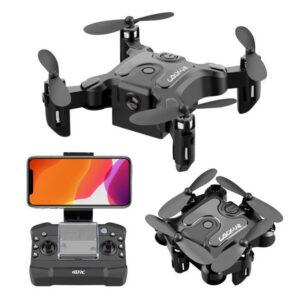 4DRC V2 Mini 3 WiFi FPV with 720P HD Camera Altitude Hold Mode Foldable Nano Pocket RC Drone Quadcopter RTF
