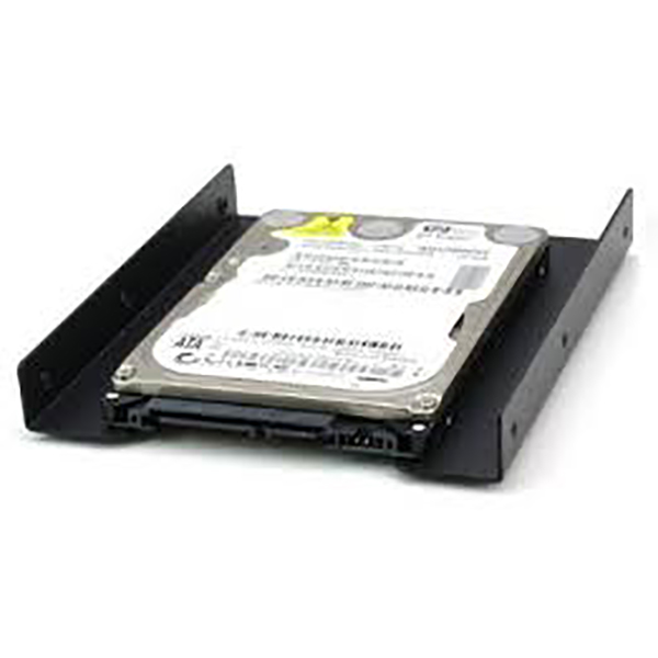 """EZCOOL 2.5"""" TO 3.5"""" ADAPTOR BRACKET (MOUNT 2.5"""" HDD/SSD TO 3.5"""" BAY)"""