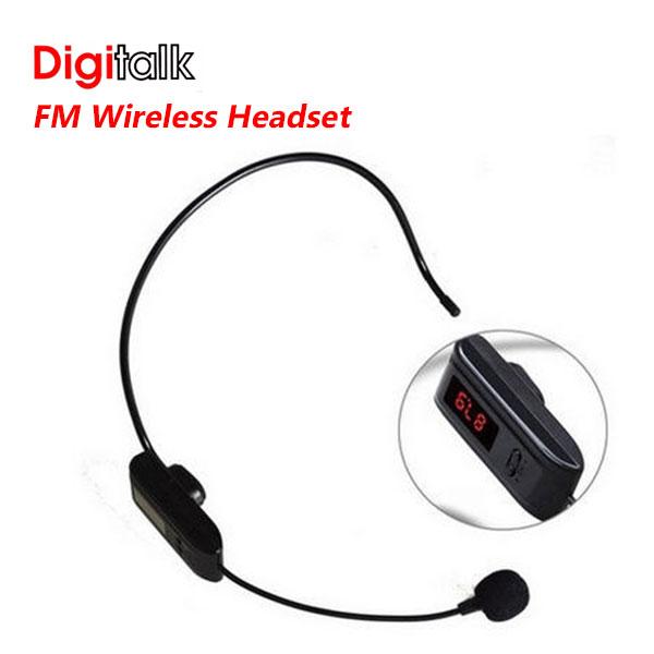 Digitalk FM Wireless Headset FOR EI-F37B/WM