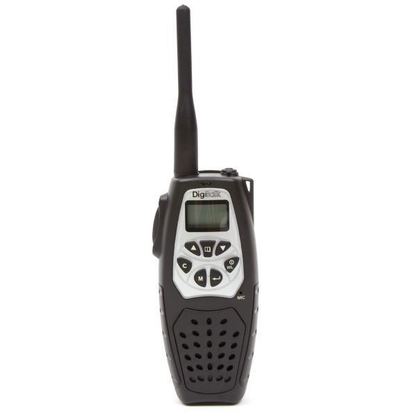 DIGITALK Personal Mobile Radio PMR-SP2302AA UHF CB Radio 3W up to 10km Range