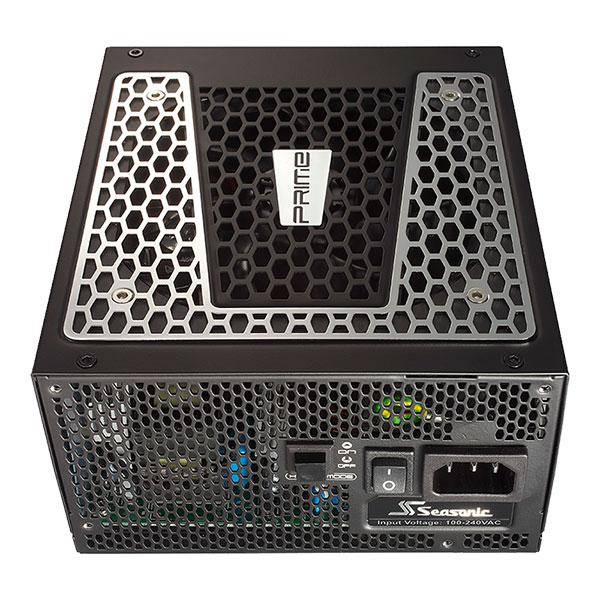 SeaSonic 650W PRIME Ultra Titanium PSU (SSR-650TR)