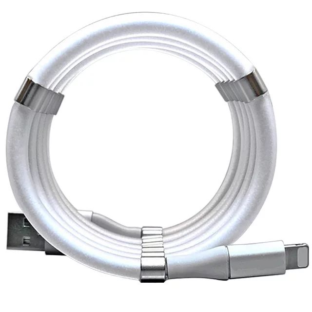 BDI MCB02 Magic Rope Magnetic USB to Lightning  Fast Charging Data Cable 1M