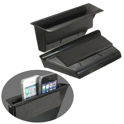 Front Door Arm Rest Storage Box Containers For Benz C-Class W204 08-13 1
