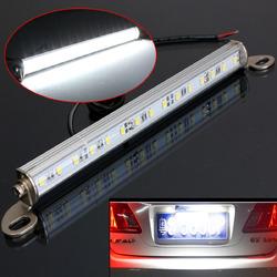 Car Van Truck Trailer 15 LED License Number Plate Light Bolt On Backup Lamp 1