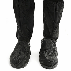 Motorcycle Waterproof Rain Shoes Covers Thicker Scootor Non-slip Boots Covers 1