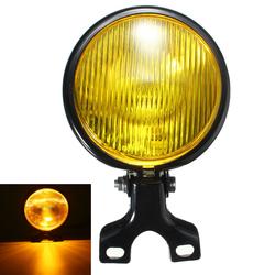 12V Universal Motorcycle Hi/Lo Beam Vintage Headlight 1