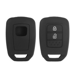 3 Buttons Solicone Key Protector Cover Case Holder for Honda Crider 1
