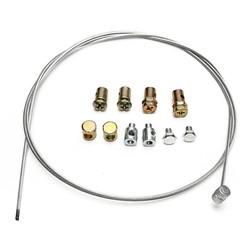 Motorcycle Throttle Cable Repair Kit For YAMAHA/SUZUKI/KAWASAKI/HONDA 1