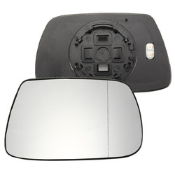 Rear View Glass And Backing Heated Mirror Glass Passenger Right Side For Jeep Grand Cherokee 1