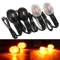 Front Rear LED Turn Signal Light For KAWASAKI EX250R NINJA KLX250SF VN650 1