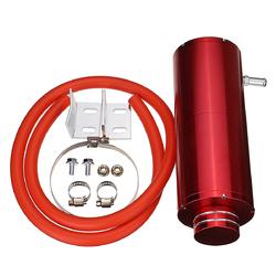 800ML Car Cylinder Radiator Overflow Reservoir Coolant Tank Universal Can 1