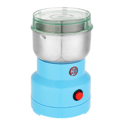 220V Electric Herbs/Spices/Nuts/Grains/Coffee Bean Grinder Mill Grinding DIY 1